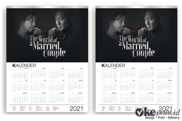 Kalender Klep Seng